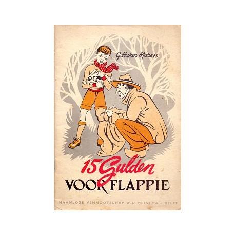 Vijftien gulden voor Flappie