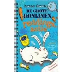 De grote konijnen reddings-actie