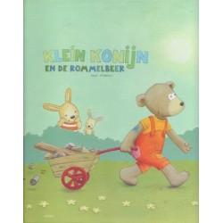 Klein Konijn en de rommelbeer