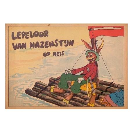 Lepeloor van Hazenstijn op reis