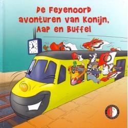 De Feyenoord avonturen van Konijn, Aap en Buffel