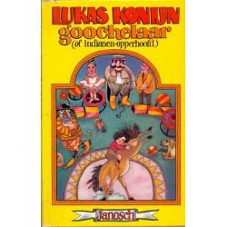 Lukas Konijn goochelaar