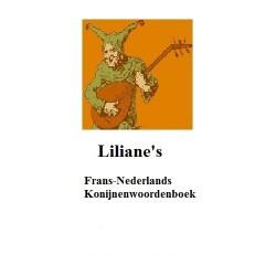 Liliane's F-N Konijnenwoordenboek