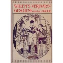 Willem's verjaardagsgeschenk