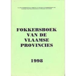 Fokkersboek van de Vlaamse Provincies