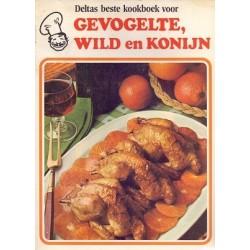 Deltas beste kookboek voor gevogelte, wild en konijn