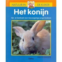 Het konijn, natuur in de kijker
