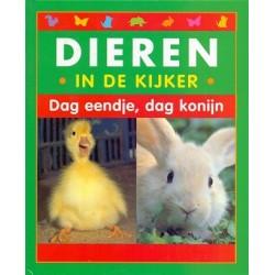 Dag eendje dag konijn