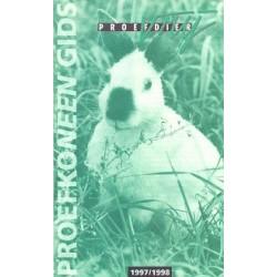 Proefkoneen Gids 1997 - 1998
