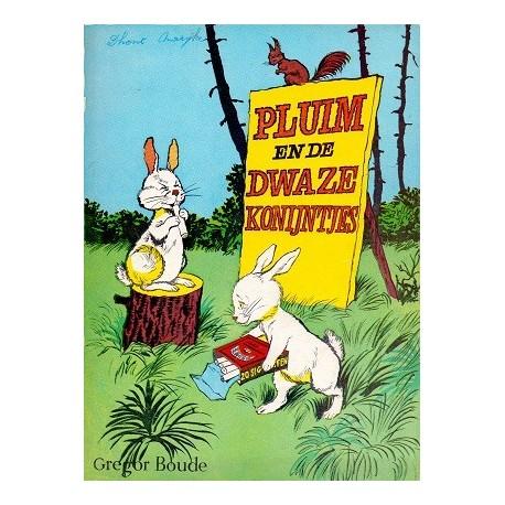 Pluim en de dwaze konijntjes