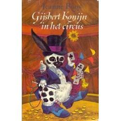 Gijsbert Konijn in het circus
