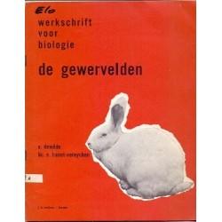 De gewervelden, werkschrift voor biologie
