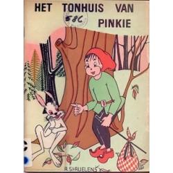 Het tonhuis van Pinkie