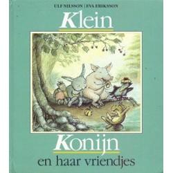 Klein Konijn en haar vriendjes