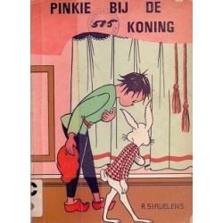 Pinkie bij de koning
