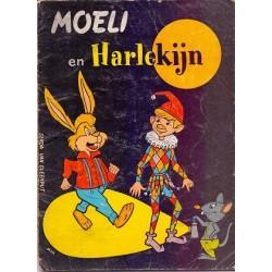 Moeli en Harlekijn