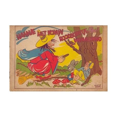 Hannie het konijn, Roodborstje en Wervelwind