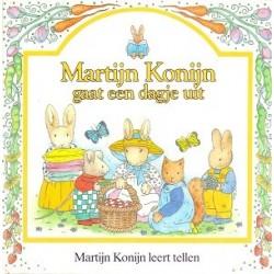 Martijn Konijn gaat een dagje uit