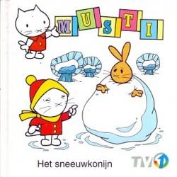Het sneeuwkonijn