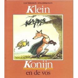 Klein Konijn en de vos
