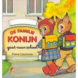 De familie Konijn gaat naar school