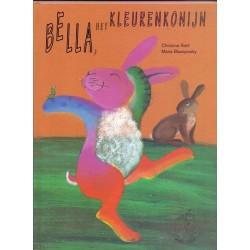 Bella, het Kleurenkonijn