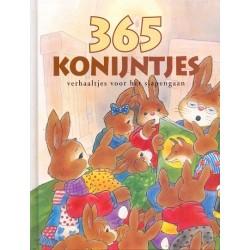 365 Konijntjes, verhaaltjes voor het slapen gaan