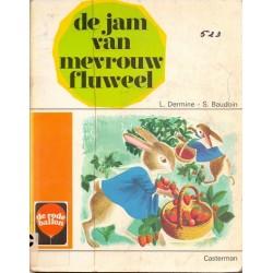 De jam van mevrouw Fluweel
