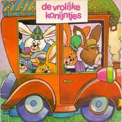 De vrolijke konijntjes