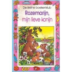 Rozemarijn, mijn lieve konijn