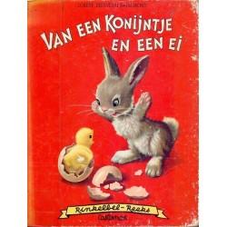 Van een konijntje en een ei