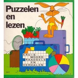 Puzzelen en lezen