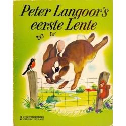 Peter Langoor's eerste lente
