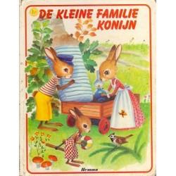 De kleine familie Konijn