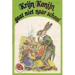 Krijn Konijn gaat niet naar school
