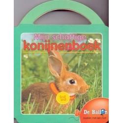 Mijn schattige konijnenboek