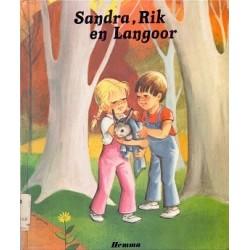 Sandra, Rik en Langoor