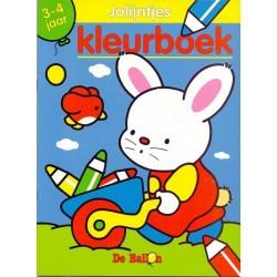 Jolijntjes kleurboek