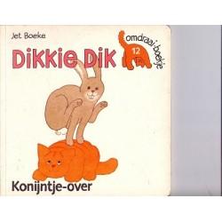 Dikkie-Dik Konijntje-over