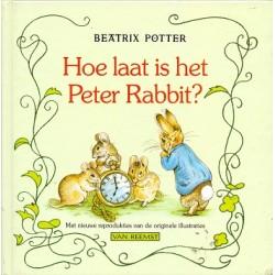 Hoe laat is het Peter Rabbit