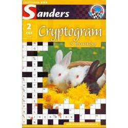 Sanders Cryptogram 2