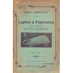 Lapins à fourrure et angoras