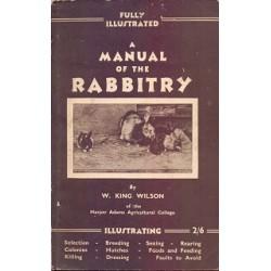 A manual of the rabbitry