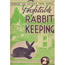 Profitable rabbit keeping
