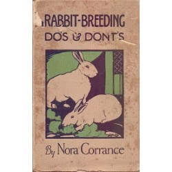 Rabbit-breeding do's and dont's