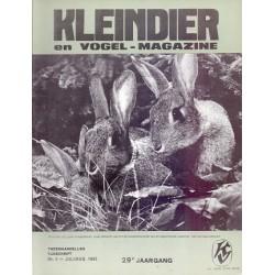 Kleindier en vogelmagazine